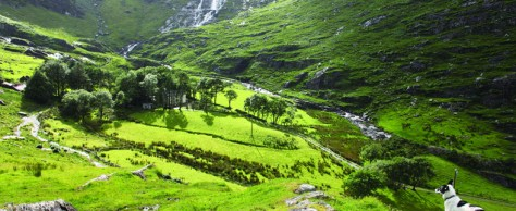 The Beara Way Walking Route