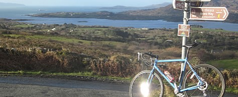 The Beara Way Cycling Route