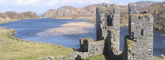 Dunlough Castle