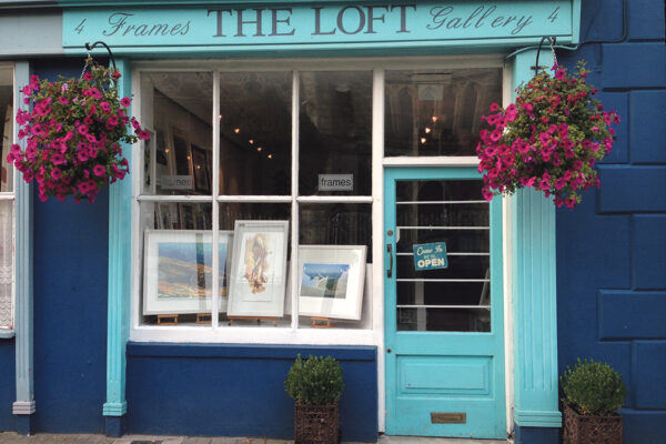 loft gallery front